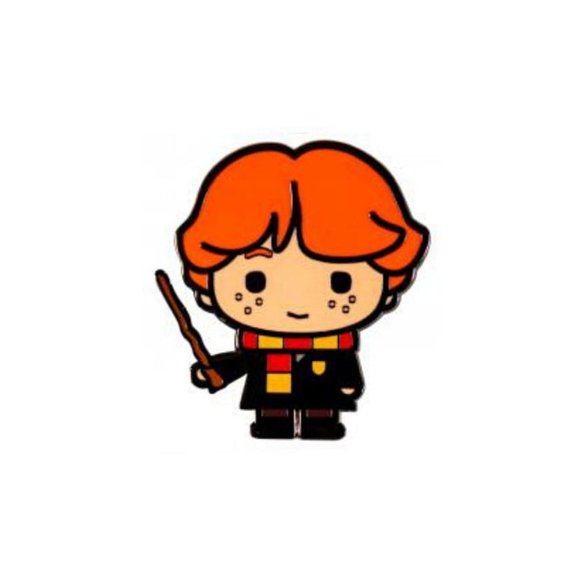 HARRY POTTER - RON CHIBI ENAMEL PIN