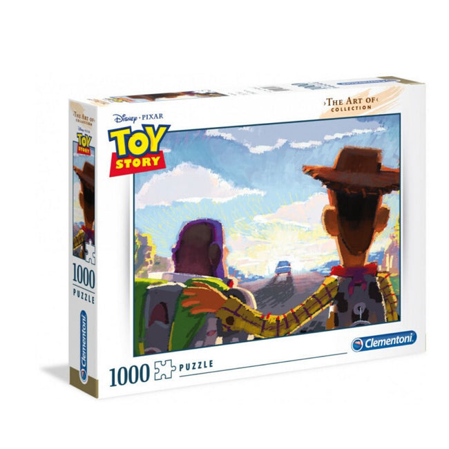 DISNEY TOY STORY IMPOSSIBLE 1000 PIECE PUZZLE