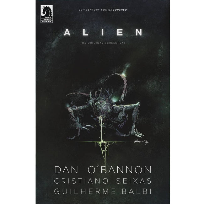 ALIEN ORIGINAL SCREENPLAY #5 (OF 5) CVR A BALBI