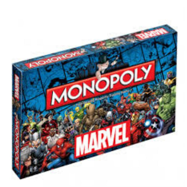 MONOPOLY MARVEL EDITION