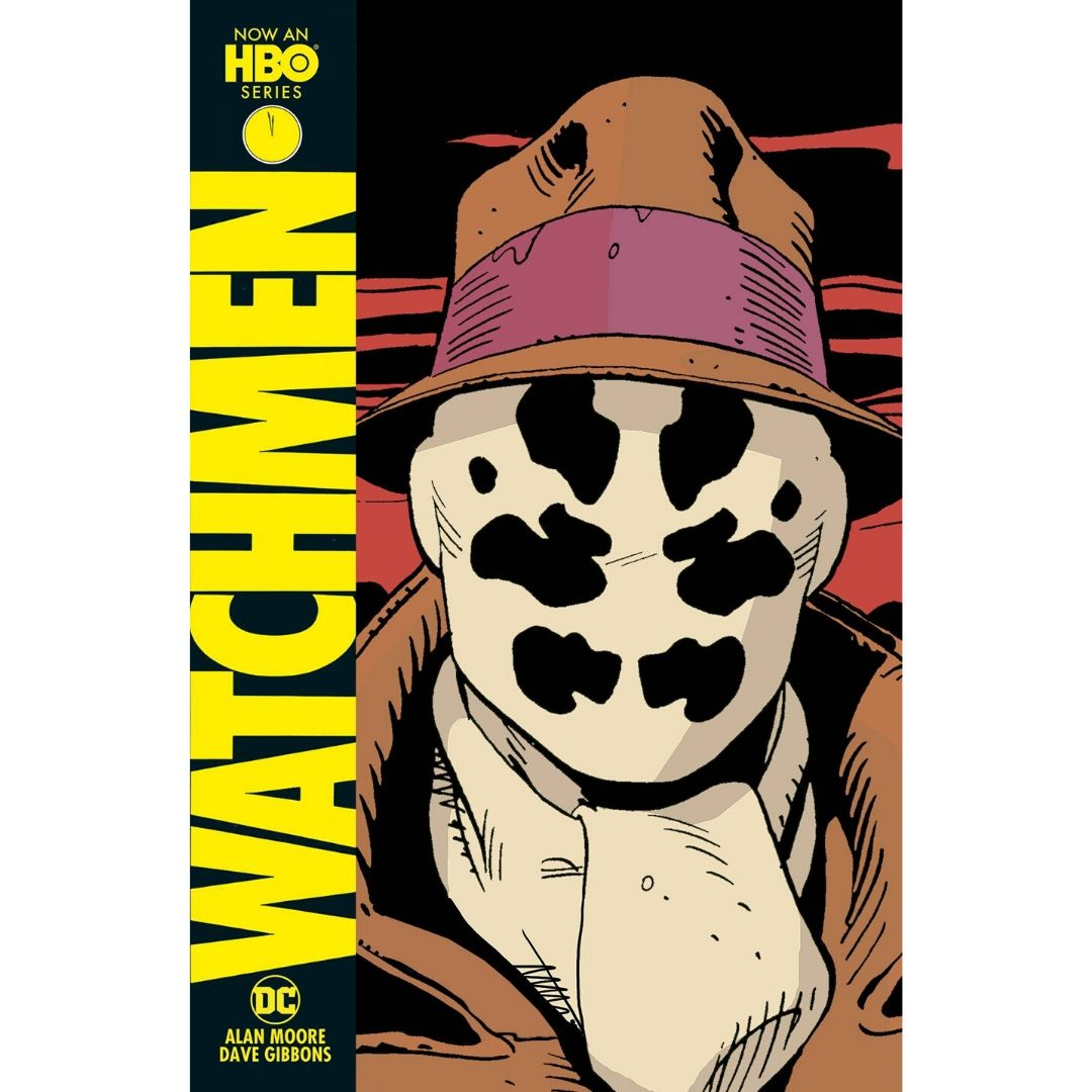 WATCHMEN INTERNATIONAL NEW EDITION TP