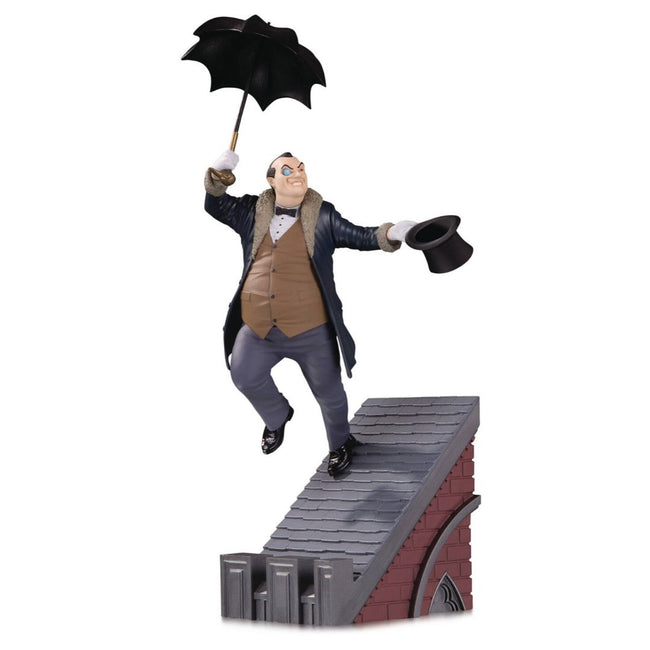 BATMAN ROGUES GALLERY MULTI PART STATUE THE PENGUIN