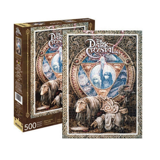 DARK CRYSTAL PUZZLE 500 PIECES