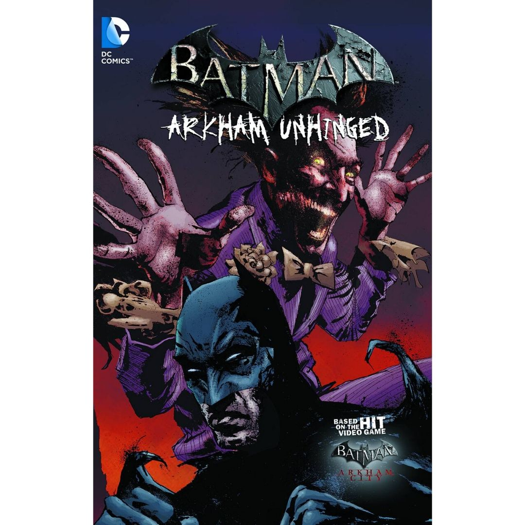 BATMAN ARKHAM UNHINGED TP VOL 03