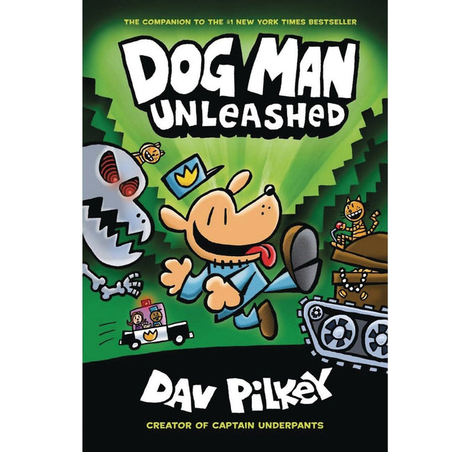 DOG MAN VOL 2 UNLEASHED