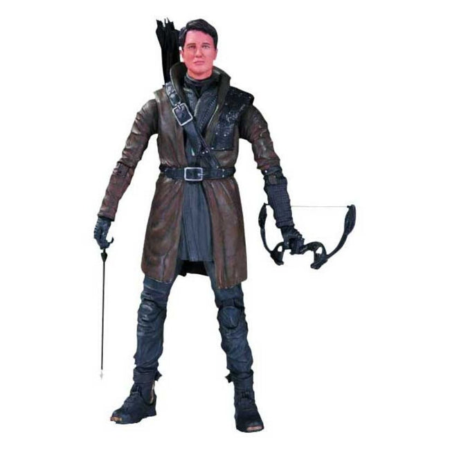 Arrow - Malcolm Merlyn Action Figure