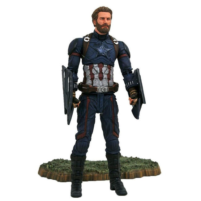 Avengers 3: Infinity War - Captain America Action Figure