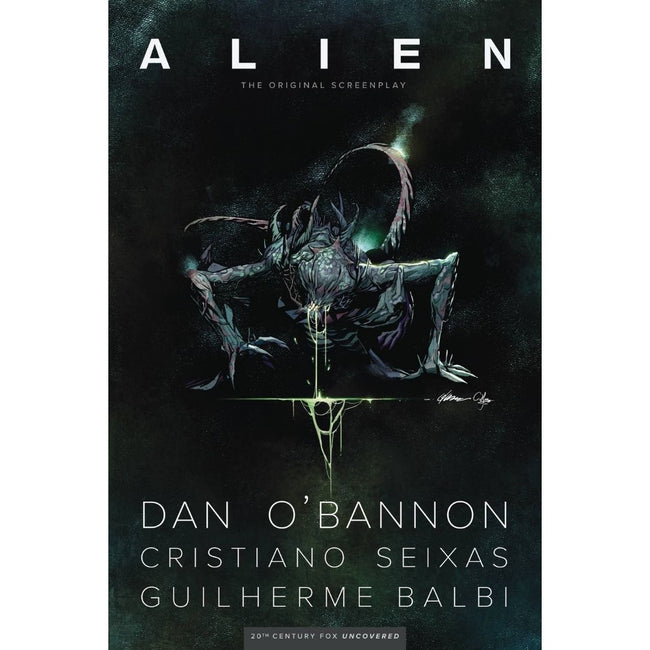ALIEN ORIGINAL SCREENPLAY HC