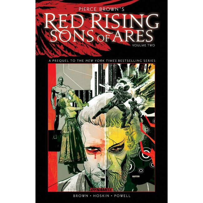 PIERCE BROWN RED RISING SON OF ARES HC VOL 02