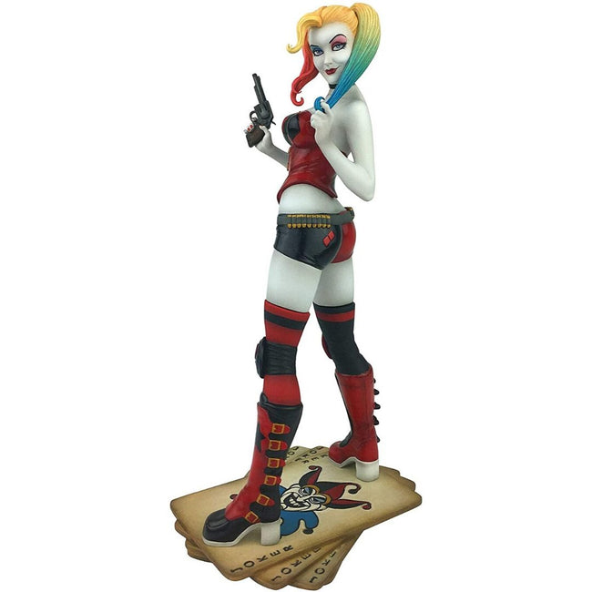 Batman - Harley Quinn Rebirth PVC Figure