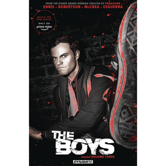 THE BOYS OMNIBUS TP VOL 03 PHOTO COVER