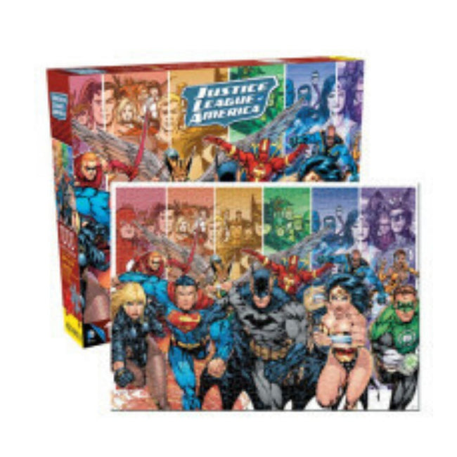 DC UNIVERSE JUSTICE LEAGUE 1000 PIECE PUZZLE