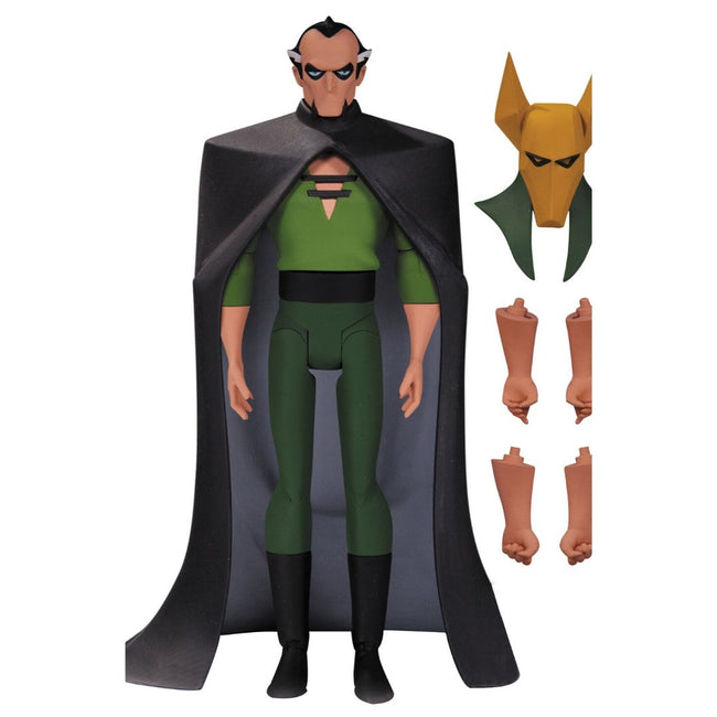 BATMAN ANIMATED SERIES RAS AL GHUL ACTION FIGURE