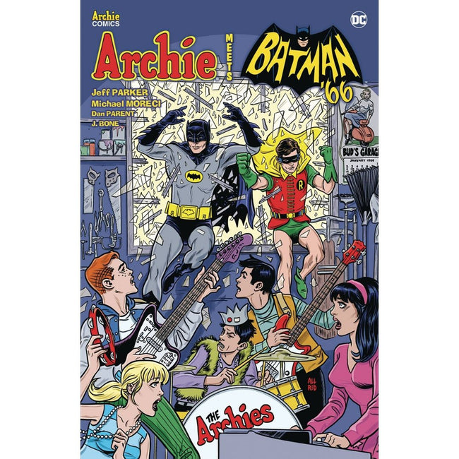 ARCHIE MEETS BATMAN 66 TP