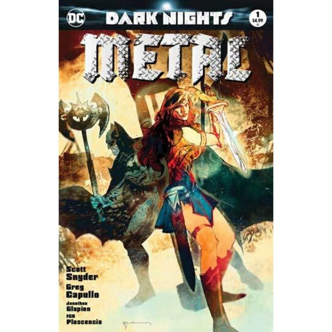 DARK KNIGHTS METAL #1 JETPACK EXCLUSIVE SET OF 3