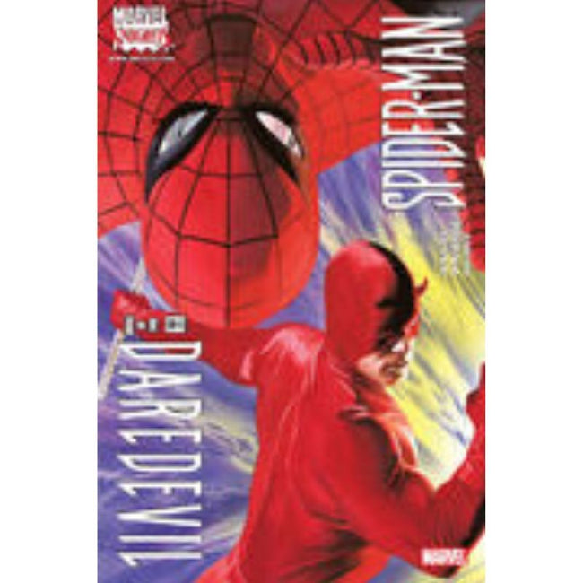 DAREDEVIL SPIDERMAN MARVEL KNIGHTS SET (2001) #1-4