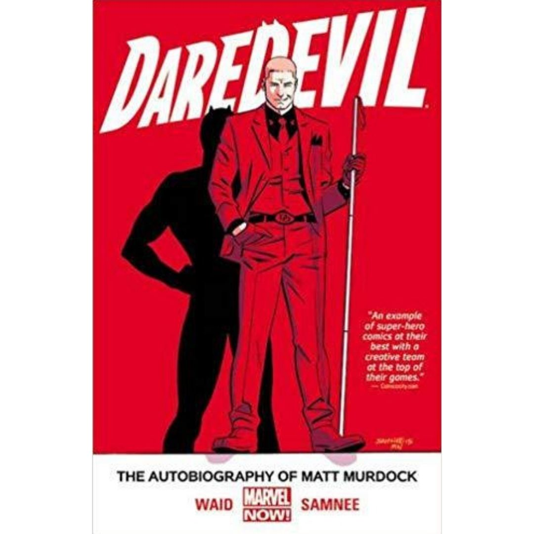 DAREDEVIL TP VOL 04 AUTOBIOGRAPHY OF MATT MURDOCK
