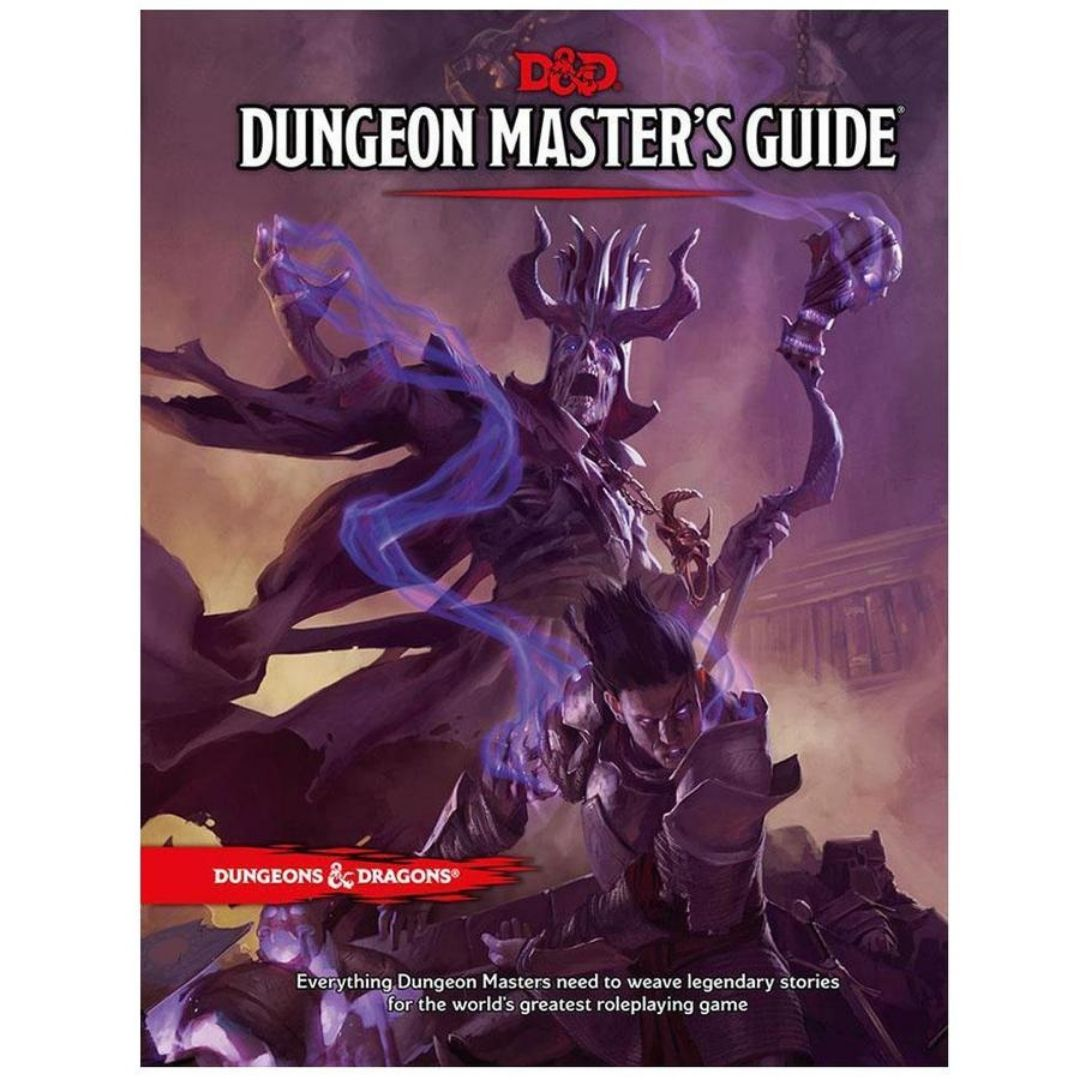 DUNGEONS AND DRAGONS - DUNGEON MASTER'S GUIDE