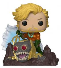 AQUAMAN JIM LEE MOVIE MOMENT POP