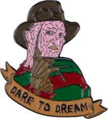 NIGHTMARE ON ELM ST - FREDDY KRUEGER Enamel Pin