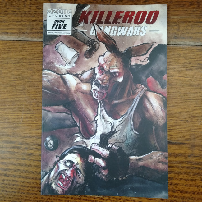 Killeroo Gangwars Book Five