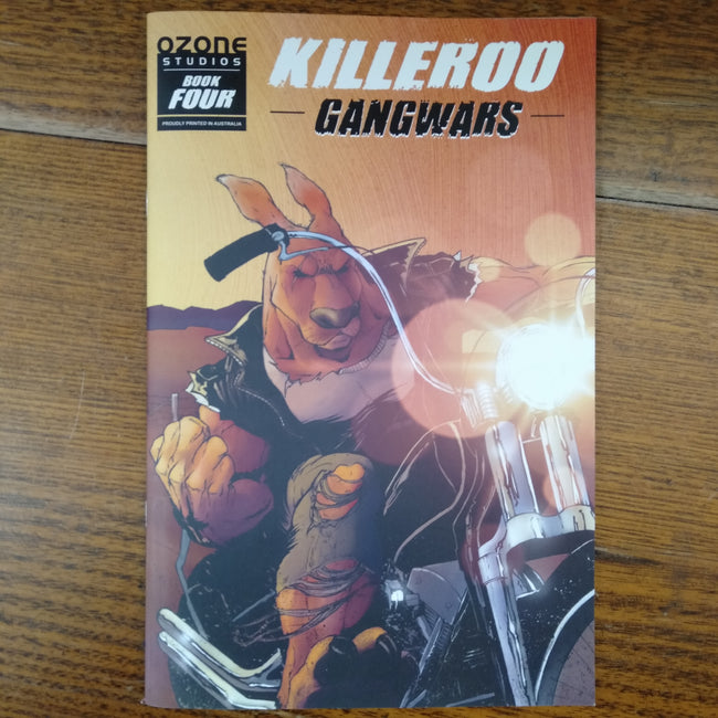 Killeroo Gangwars Book Four