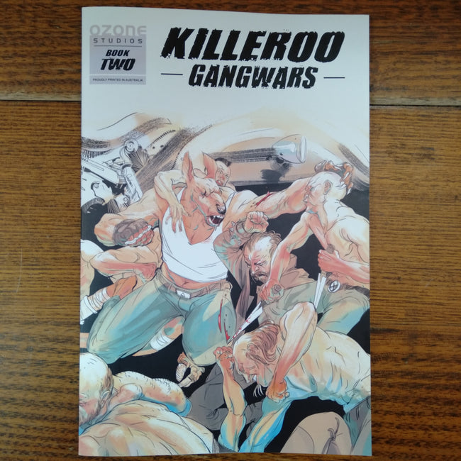 Killeroo Gangwars Book 2
