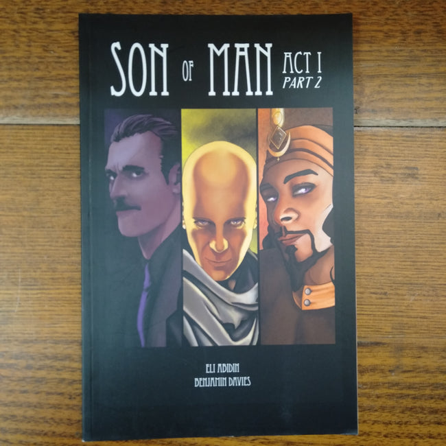 Son of Man - Act I Part 2