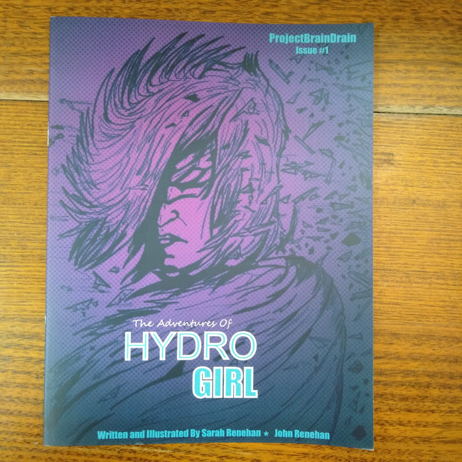 The Adventures of Hydro Girl #1