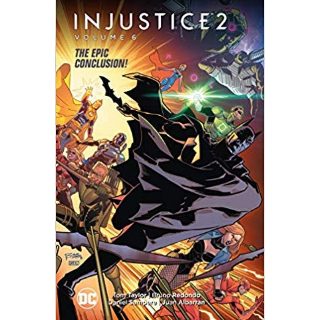 INJUSTICE 2 TP VOL 06