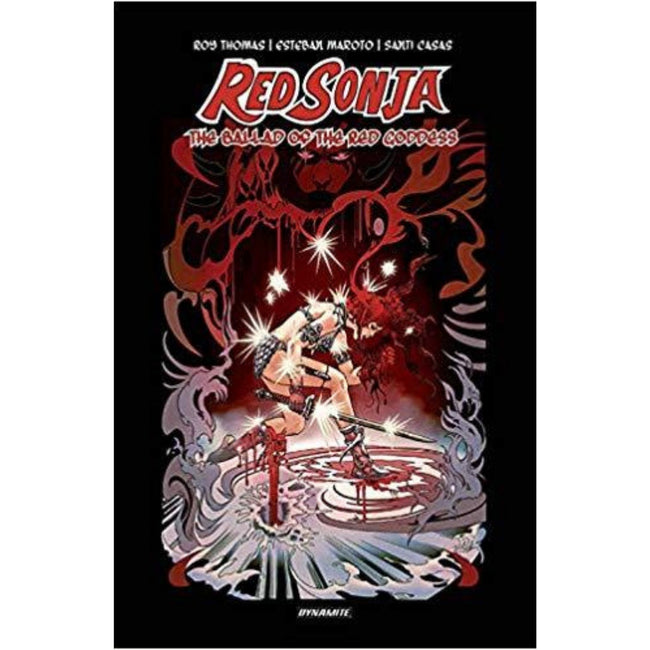RED SONJA: TEH BALLAD OF THE RED GODDESS HC