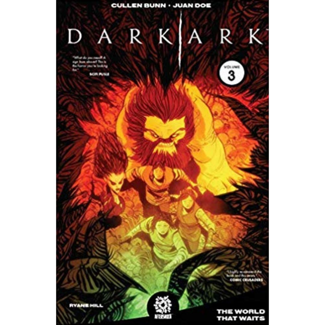DARK ARK TP VOL 03
