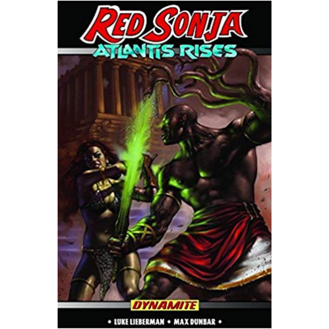 RED SONJA ATLANTIS RISES TP