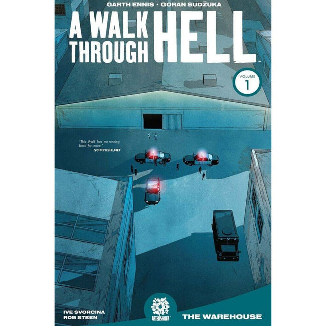 WALK THROUGH HELL TP VOL 01