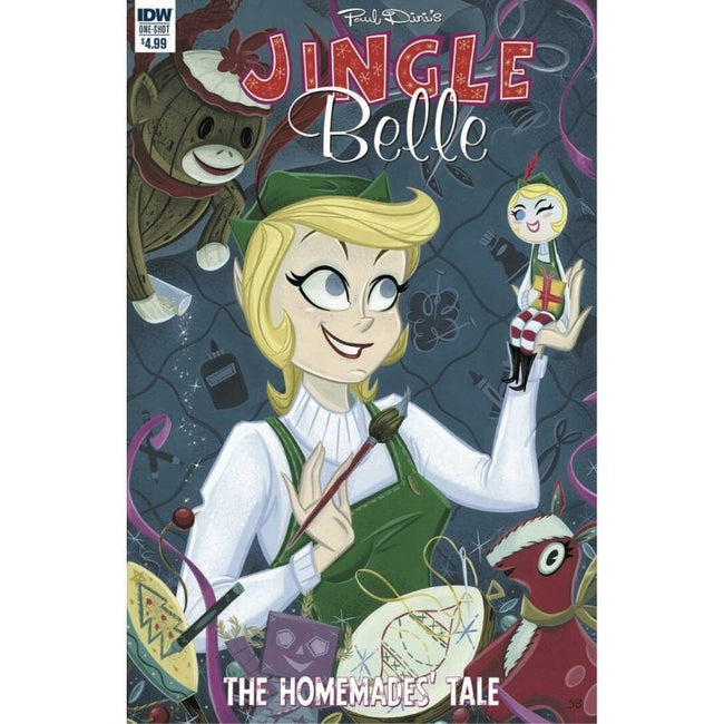 JINGLE BELLE HOMEMADES TALE