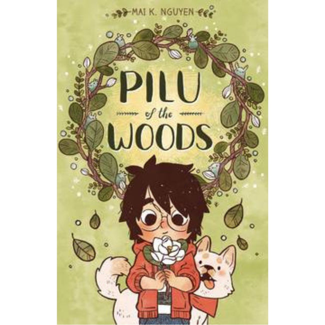 PILU OF THE WOODS GN
