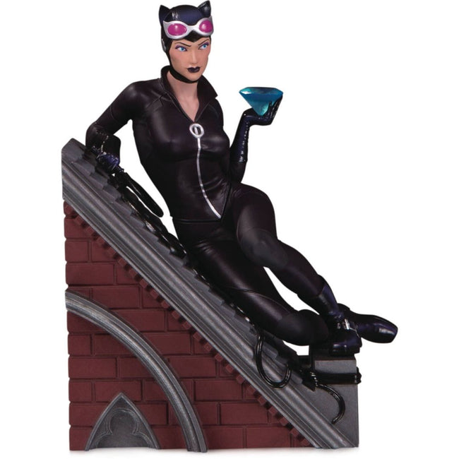 BATMAN ROGUES GALLERY MULTI PART STATUE CATWOMAN