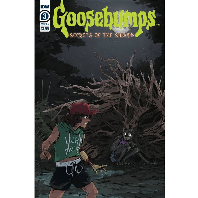 GOOSEBUMPS SECRET OF THE SWAMP #3 (OF 5)