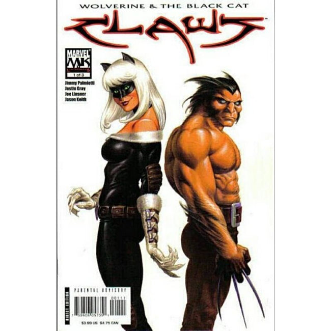 WOLVERINE & THE BLACK CAT: CLAWS (2006)  #1-3