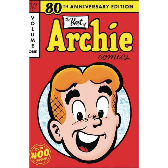 BEST OF ARCHIE COMICS TP VOL 01