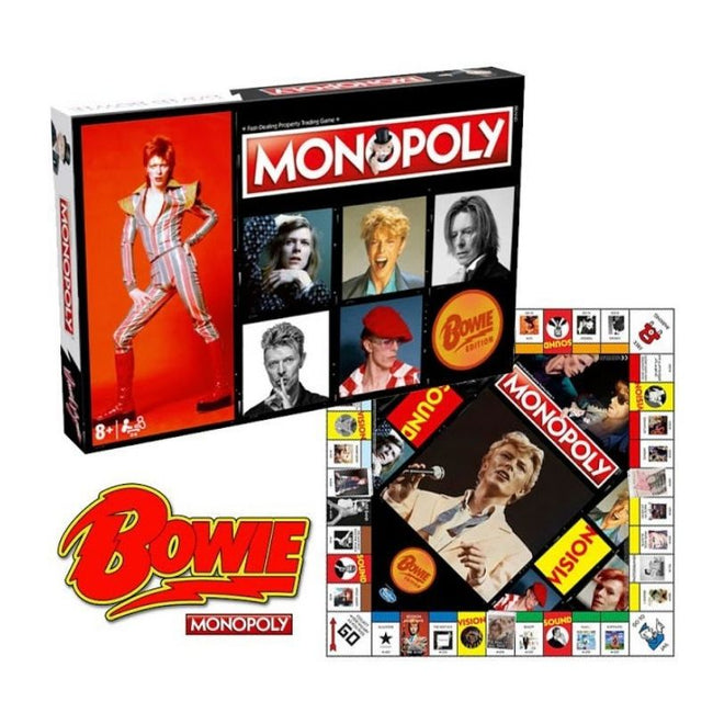Monopoly - David Bowie Edition