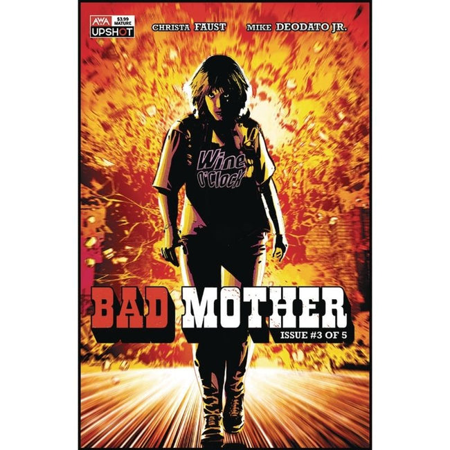 BAD MOTHER #3 (OF 5)