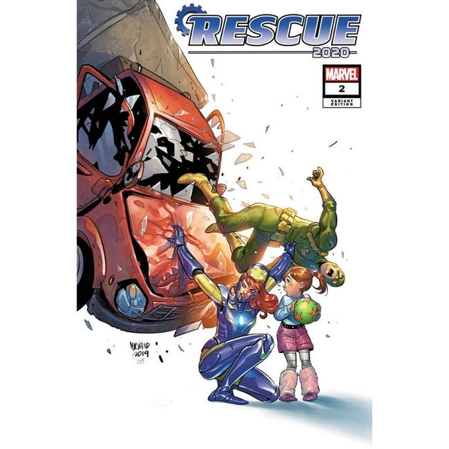 2020 RESCUE #2 (OF 2) ANDOLFO VAR
