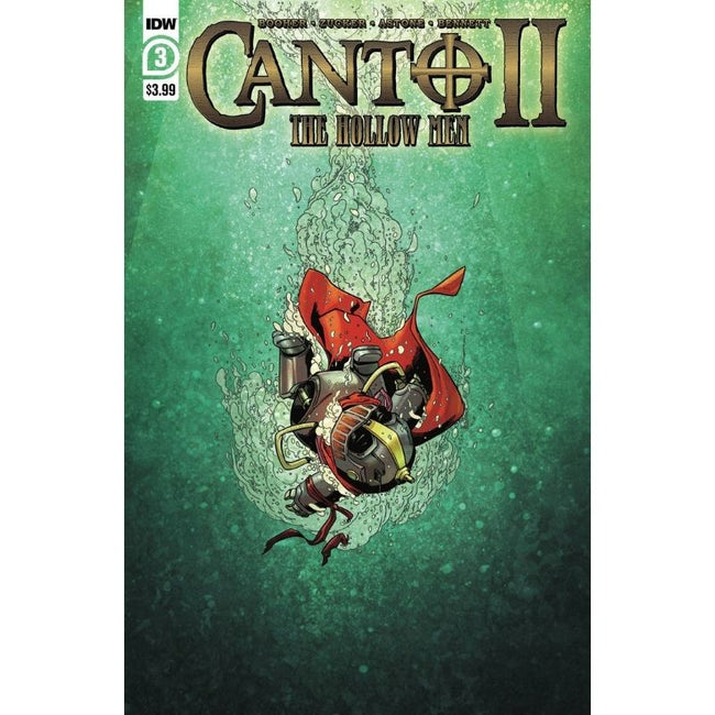 CANTO II HOLLOW MEN #3 (OF 5)