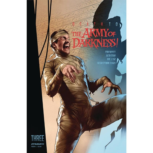 DEATH TO ARMY OF DARKNESS #3 CVR A OLIVER