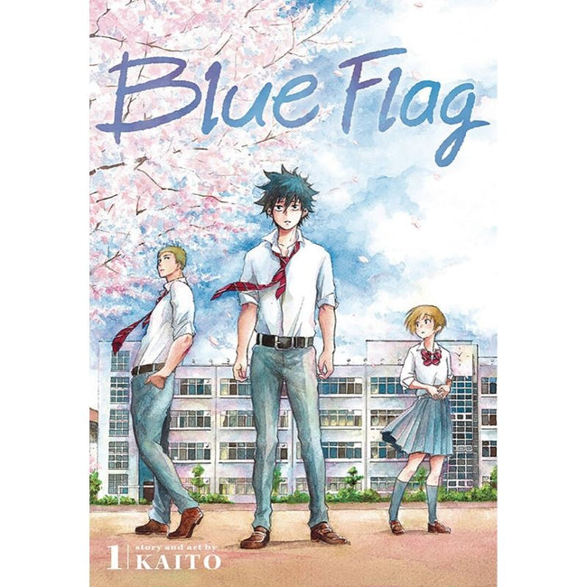BLUE FLAG GN VOL 01