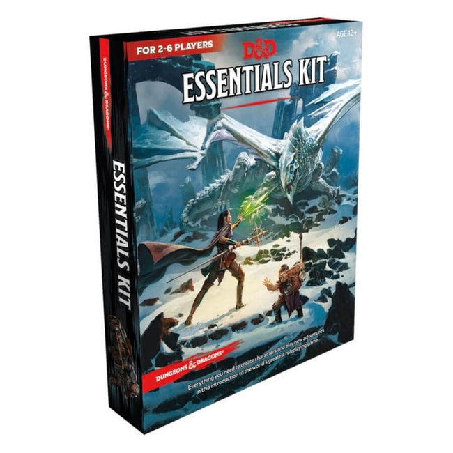 DUNGEONS AND DRAGONS - ESSENTIALS KIT