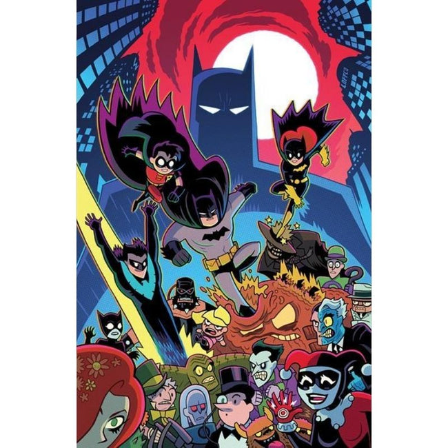 BATMAN THE ADVENTURES CONTINUE #3 (OF 6) DAN HIPP VAR