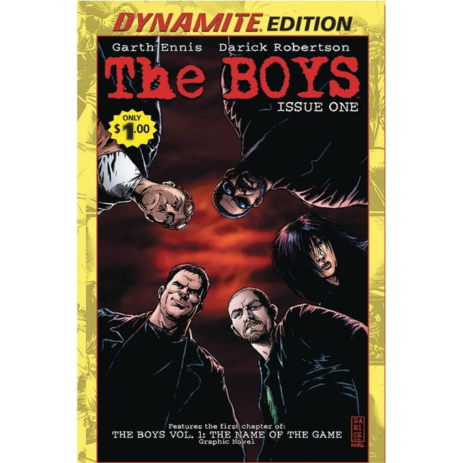 DYNAMITE DOLLAR DEAL THE BOYS #1