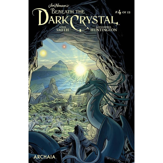 JIM HENSONS BENEATH THE DARK CRYSTAL #4
